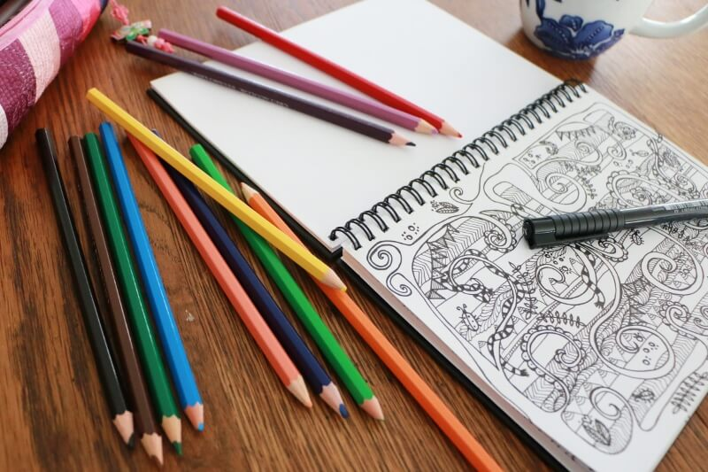 adult colouring page, adult coloring page, free printable, download, doodle, stress free, black and white, illustration